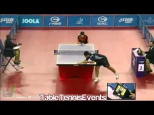 Kang Dongsoo Vs Saleh Mohamed: U21 Qualification [Open du Qatar 2013]