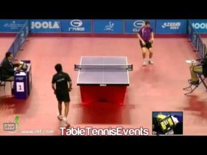 Jonathan Groth Vs Soumyajit Ghosh: Qualification [Open du Qatar 2013]