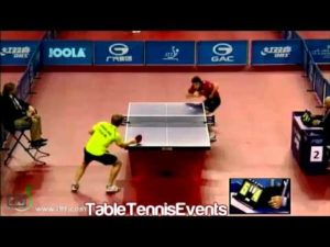 Quentin Robinot Vs Hampus Soderlund: U21 Tour 1 [Open du Qatar 2013]