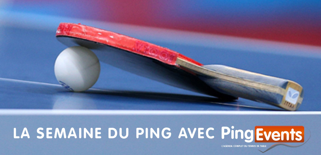Semaine du Tennis de Table