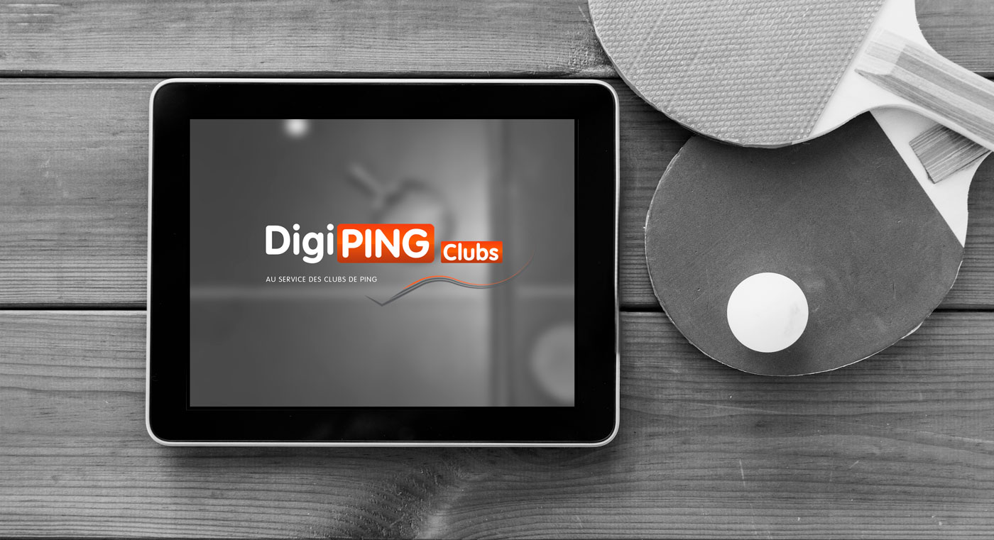 Digiping Clubs Tennis de Table