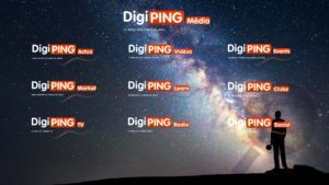 Les 9 univers de Digiping Média