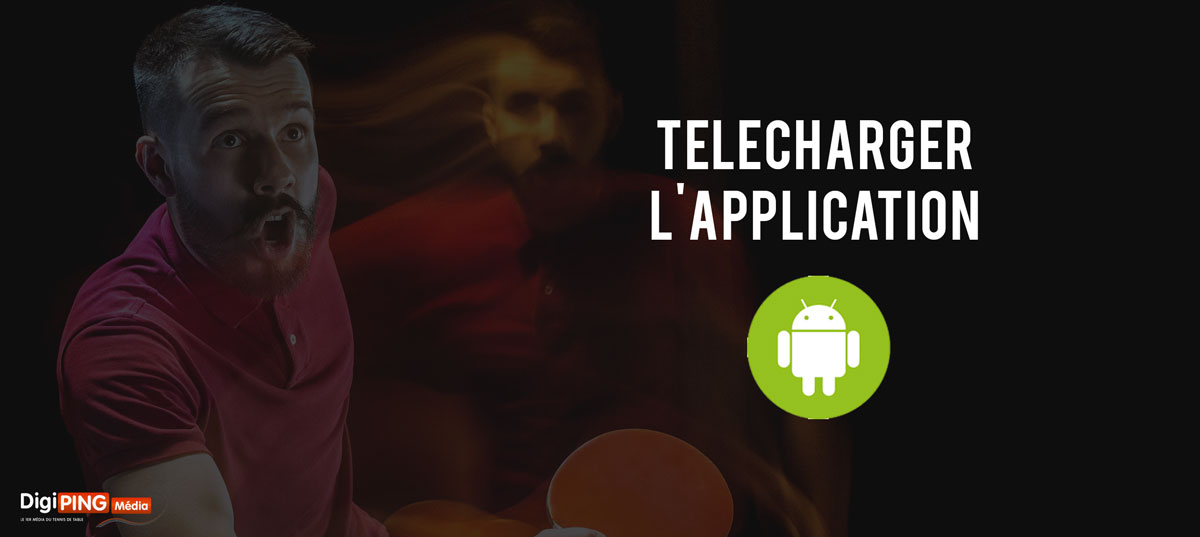 Télécharger l'application Android Digiping TT