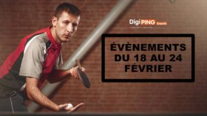 Calendrier du tennis de table