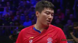 Liang-Jingkun-vs-Fan-Zhendong-I-Match-Review
