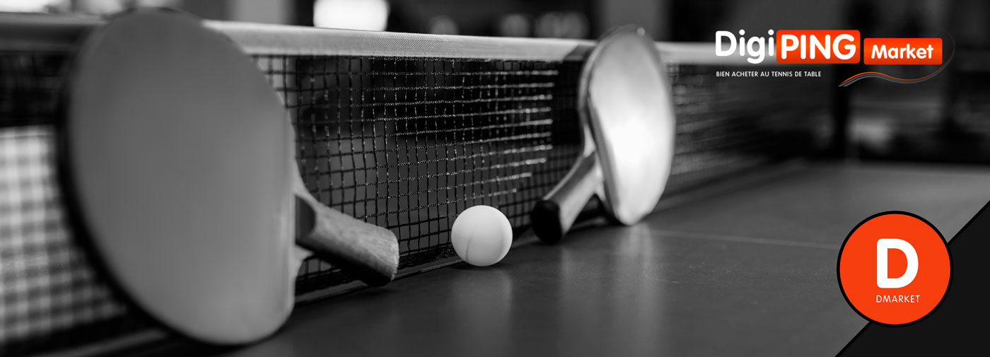 Les bons plans du Tennis de Table avec Digiping Market