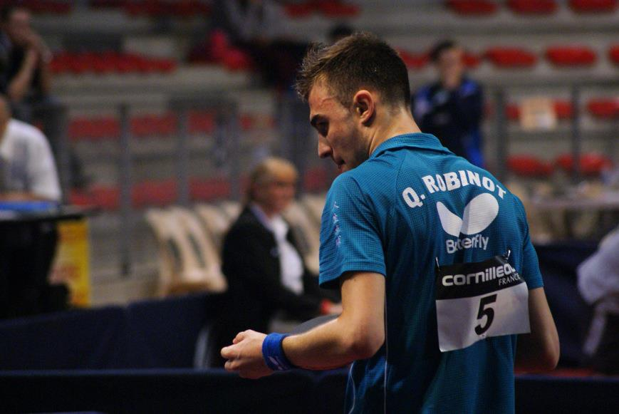 Quentin Robinot en grande forme !