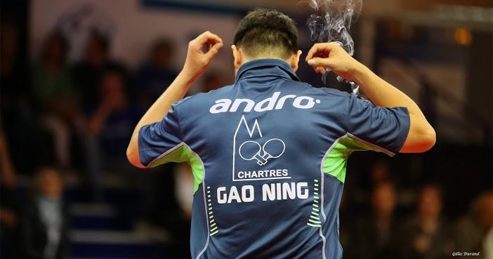 Le chartrain, Gao Ning au coeur de la polémique