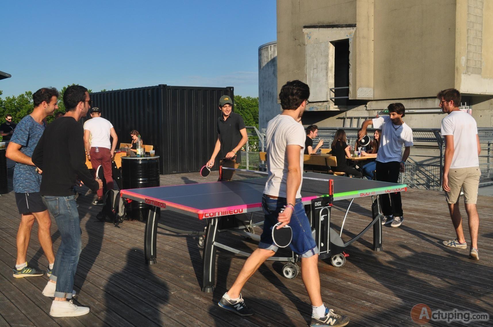 Apéro Ping au Sucre Ping Pong Bar