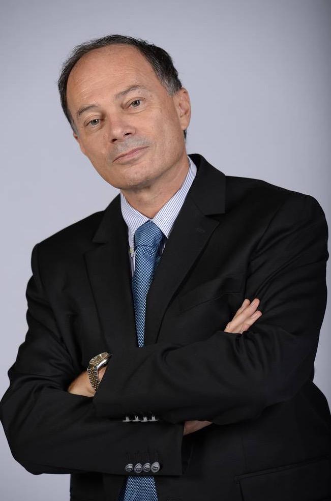Christian Palierne, président de la fédération française de tennis de table - Crédit : FFTT - Julien Crosnier