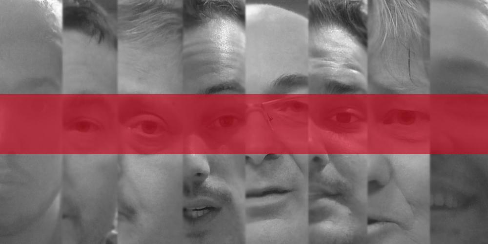 Portraits de 8 pongistes bénévoles
