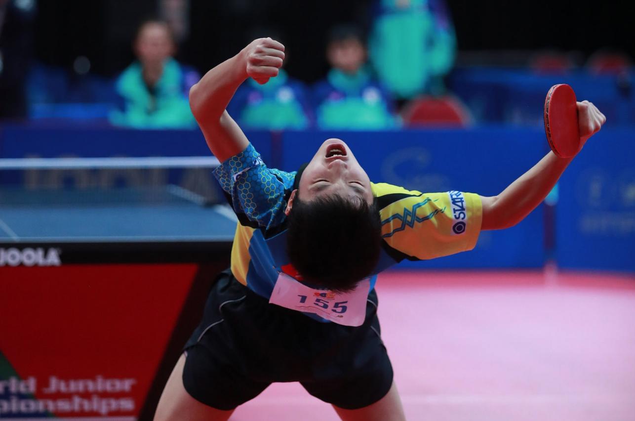 Tomokazu HARIMOTO | ITTF