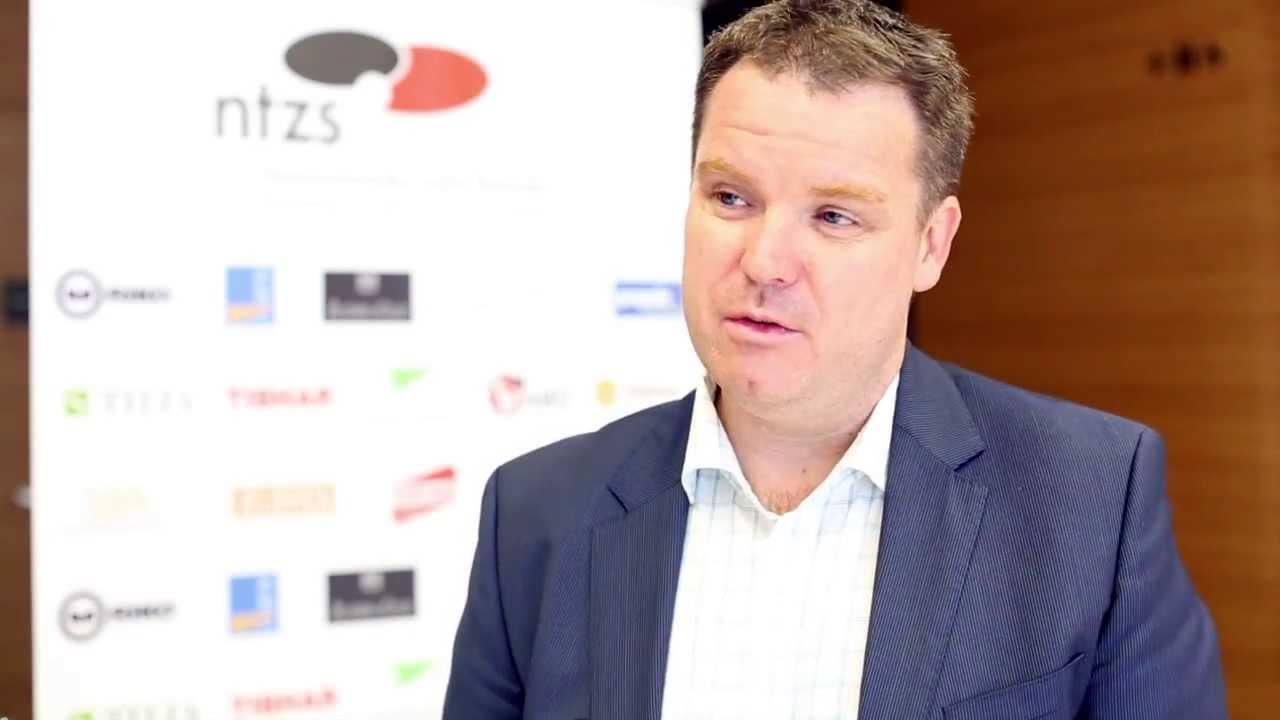 Steve DAINTON, directeur marketing et commercial de l'ITTF