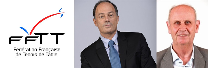 Christian PALIERNE et Guy LETROT | FFTT
