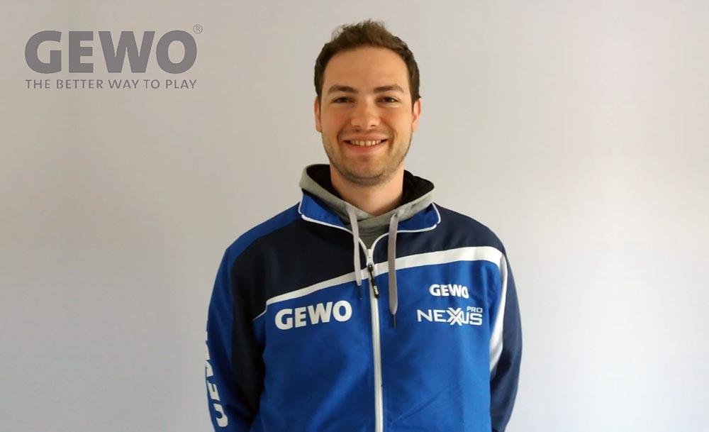Ludovic JEAUMOTTE sous les couleurs de GEWO