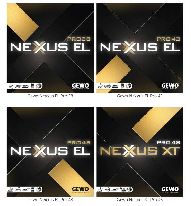 "Les NexXus, la gamme phare de ""GEWO"""