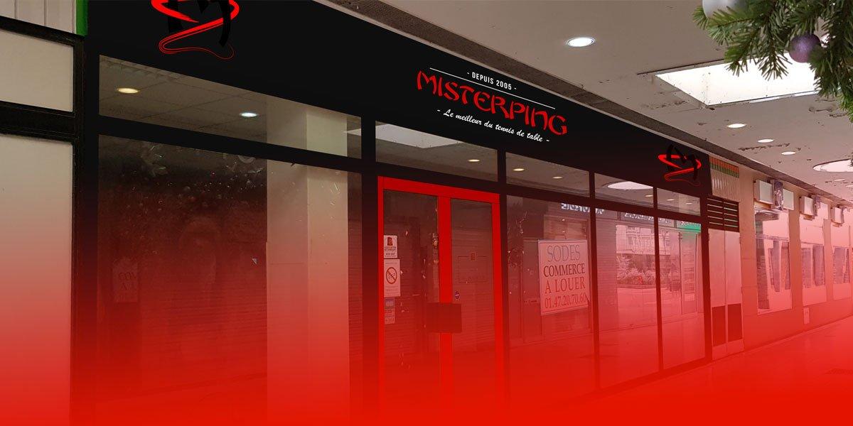 Yves LARDOUX, dirigeant de la future boutique Misterping Paris Nord