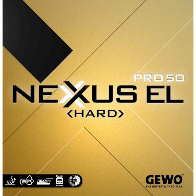 GEWO NexXus EL PRO 50